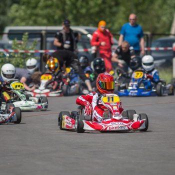 Kartingu cempionatas 2017